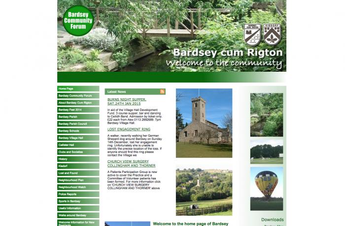 bardsey village