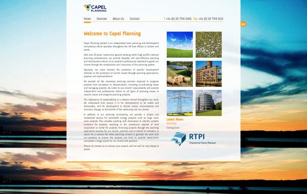 capel planning