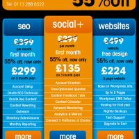 Black Friday Deals on SEO & Web Design